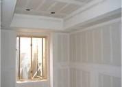Falsos techos y tabiquerias pladur