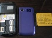 E1190 quad phone libre con tapa