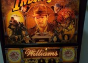 Indiana jones flipper pinball williams