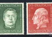 Intercambio y venta de sellos nuevos y usados.