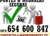 Madridportes*baratos*65(46)oo847 portes pozuelo