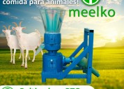 Máquina para pellets con madera 200 mm pto 80-120