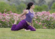 Yoga clases particulares personalizadas en madrid