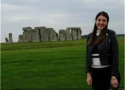Profesora nativa y titulada de ingles para individuales o grupos en salamanca