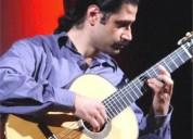 Clases de guitarra espanola aprende disfrutando en madrid