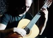 Te enseno a tocar la guitarra a domicilio en madrid