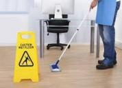 Se busca personal de limpieza para oficinas