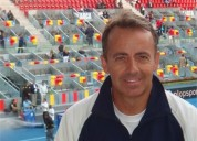 Profesor tenis titulado r f e t madrid centro entrenador personal tenis en madrid