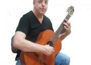 Doy clases de la guitarra clasica en Madrid
