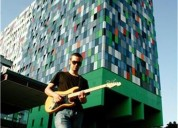 Clases de guitarra Rock Jazz Blues Gypsy Swing Varios niveles Para adultos y ninos en Madrid