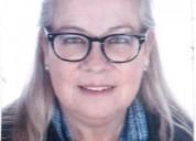 Nativa y licenciada en filologia inglesa da clases de ingles a todos los niveles en Madrid