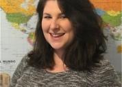 Profesora de frances nativa y profesional con experiencia imparte clases presenciales en Madrid