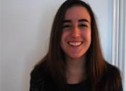 Nativa y licenciada en filologia inglesa ingles general y preparacion examenes oficiales en Madrid