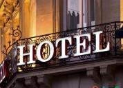 Hotel en construccion en gran via de valencia