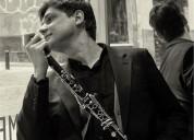 Clases de clarinete todos los niveles en madrid