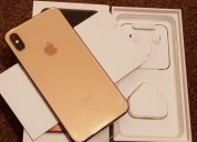 Apple iPhone XS 64GB y iPhone XS Max 64GB