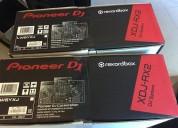 Pioneer dj xdj-rx2 all-in-one sistema dj professio