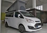 Ford transit custom sport camper muskiz