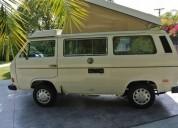 Excelente volkswagen vanagon camper 1985
