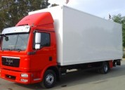 Man tgl 12 220 furgon paquetero carmona