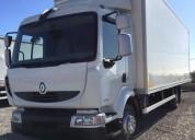 Renault midlum 220 12 dxi el ejido