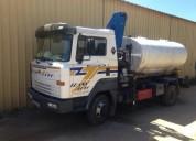 Camion nissan eco t 135 con grua sevilla