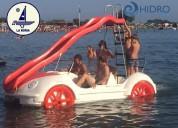 Hidropedal hidrobeetle campillos