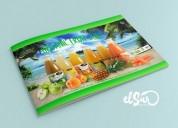 Diseño logos tarjetas flyers carteles etiquetas madrid