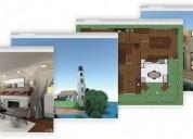 Desarrollo de planos modelados y disenos en 2d y 3d barcelona