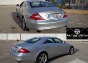 Mercedes cls 500 torrevieja