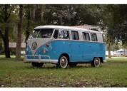 Excelente volkswagen t1 bus deluxe 15 window madrid