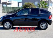 Ssangyong actyon suv manual diesel autos torrevieja alicante