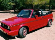 Oferta golf cabrio del 89 1 8 con direccion asistida palma
