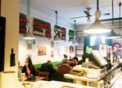 Traspaso restaurante bar en barcelona