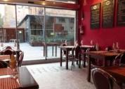 alquiler bar restaurante en barcelona poblenou sin traspaso