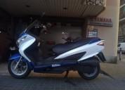 Suzuki burgman 200 solo 8 300 kms un ano de garantia barcelona