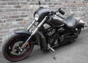 Harley davidson night rod special super charger macotera