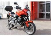 Kawasaki versys 650 en venta 2007 alcala de henares en alcalá de henares
