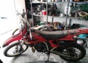 Vendo moto de de enduro gas gas 2 tiempos ano 2003 las palmas