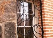 Rejas para ventanas talavera de la reina