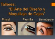 Curso de diseno y maquillaje de cejas barcelona