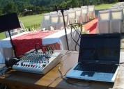 Dj barcelona boda disco movil