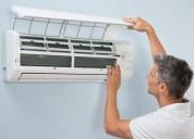 Instalacion y o mantenimiento de aire acondicionado.