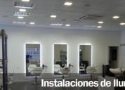 Oportunidad!. instalaciones de iluminacion barcelona