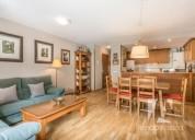 Alquiler temporal de espectacular apartamento 2 habitaciones vielha e mijaran