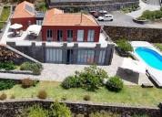 Moderna villa en tijarafe tijarafe
