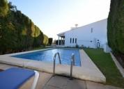 Magnifica villa alquiler larga temporada fuengirola