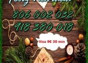 Consulta que te depara el 2019. oferta visa 9€ 30