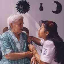 Se necesita personal en residencia de ancianos