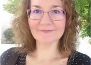 Profesora bilinguee imparte clases de ingles acento britanico en granada